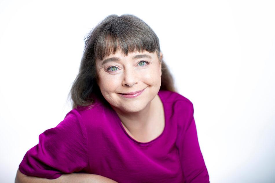 Marianne Engblom, foto Jini Sofia Lee