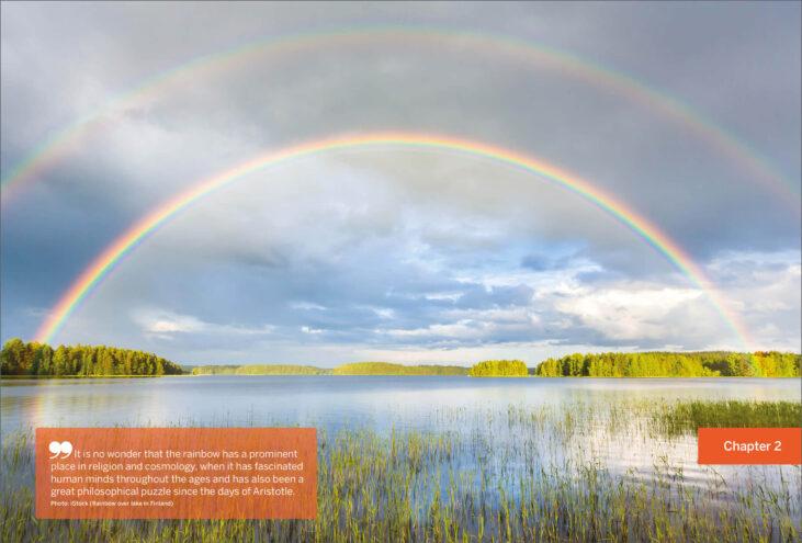 Rainbows, pythons and waterfalls, bokdesign