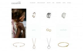 Webbshop för zaza-lili